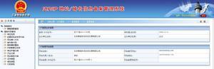 域名IP查询系统