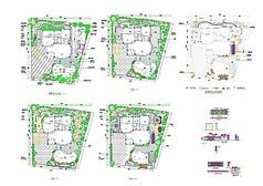 建图施工平面图布置系统