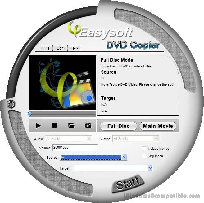 4Easysoft DVD Copier