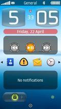 iPhone式滑动解锁nUnlock S60 3rd