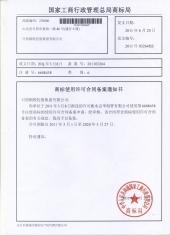 国际商标许可合同范文