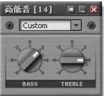 Bass Effect 低音效果器