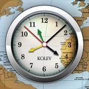 ZigzagClock世界时钟