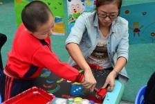 幼儿园亲子节活动方案范文LOGO