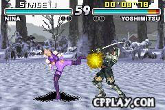 铁拳 Tekken Resolute WQVGA版