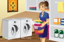 干洗软件、洗衣软件 洗衣主管LOGO
