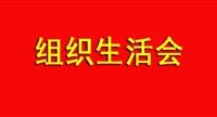 党委组织部务会议制度