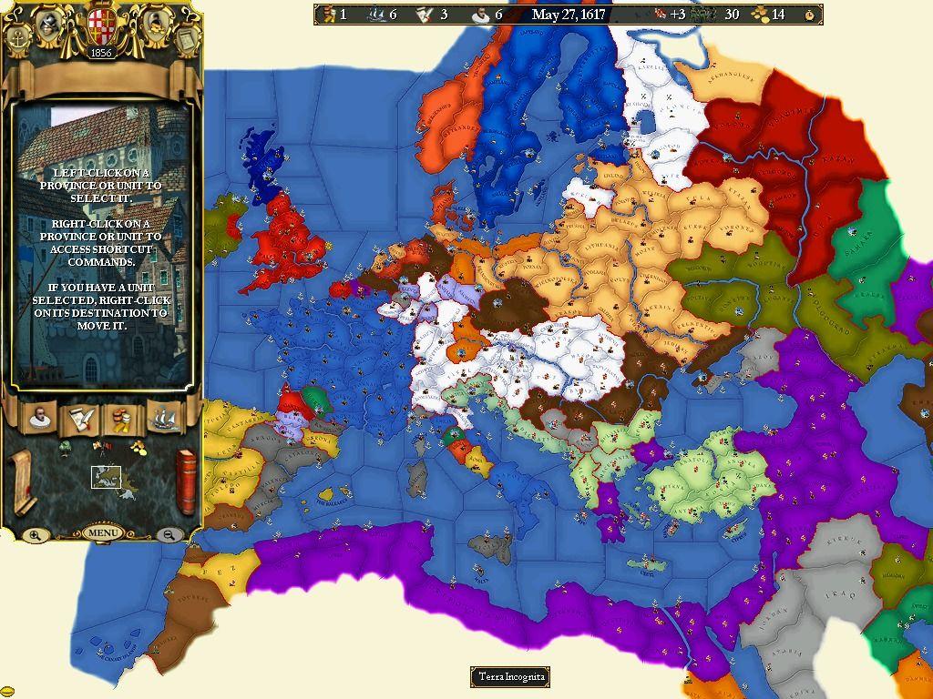 Europa Universalis II