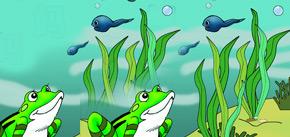 乐乐算术--小蝌蚪找妈妈