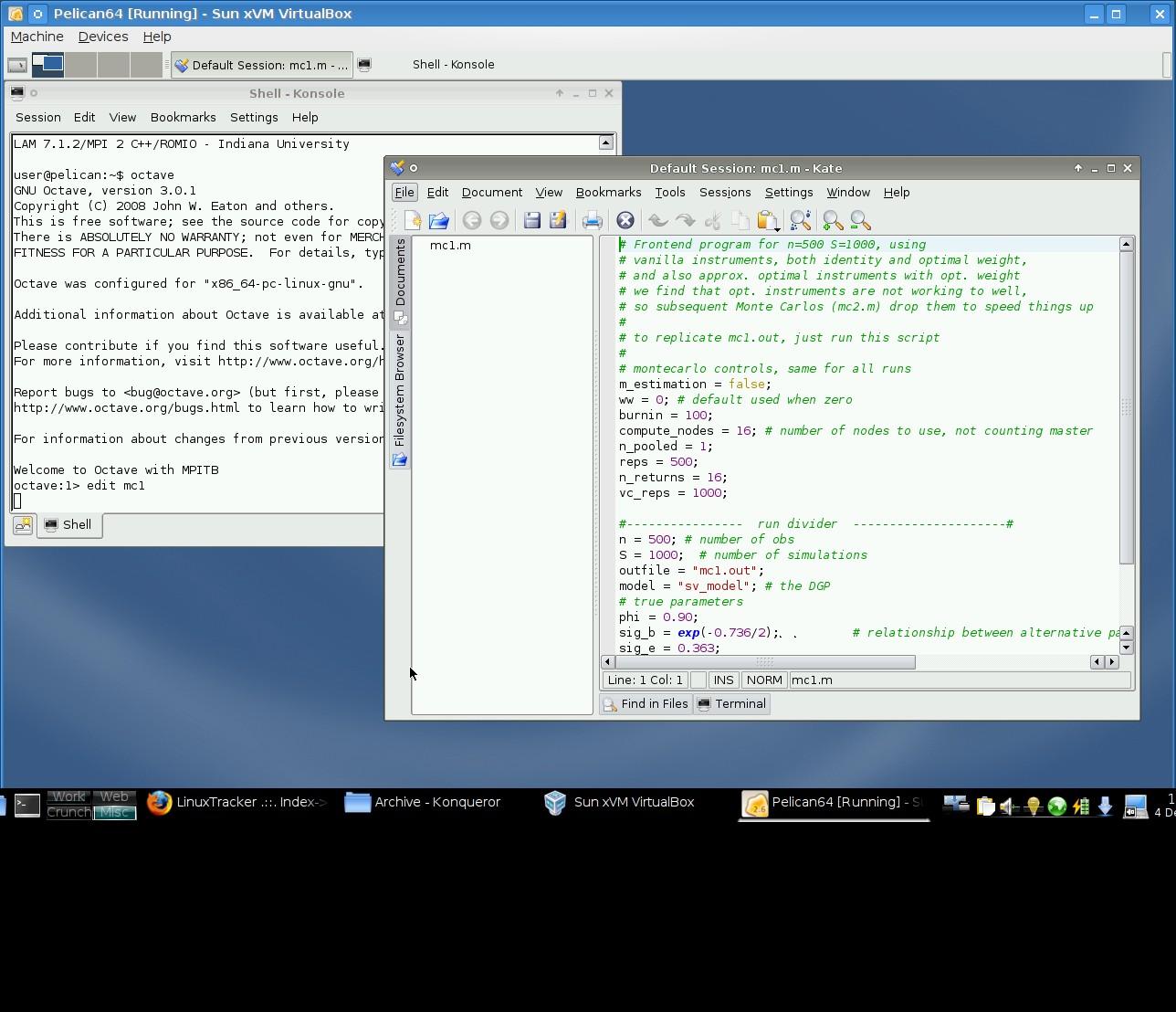 PelicanHPC For Linux