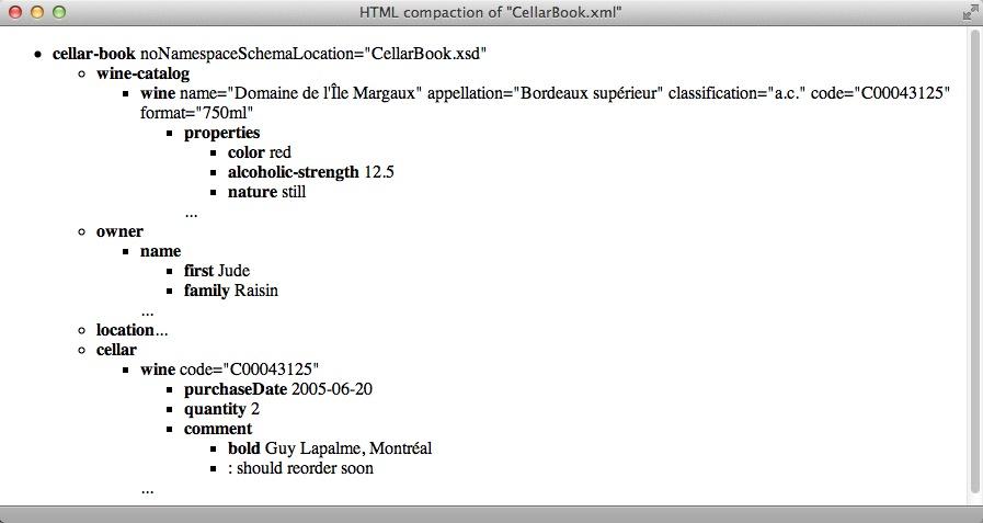 HTML Compact