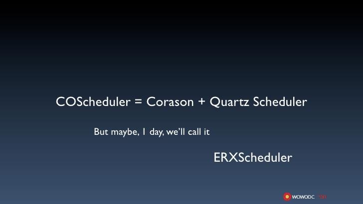 CoScheduler