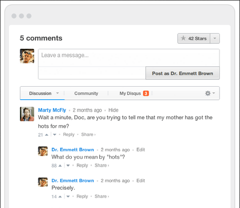 Flickr comment Importer