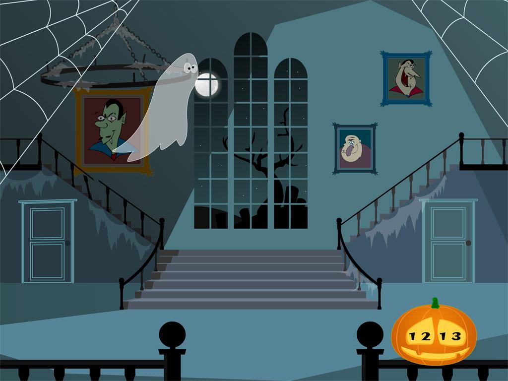 Halloween Clock ScreenSaver
