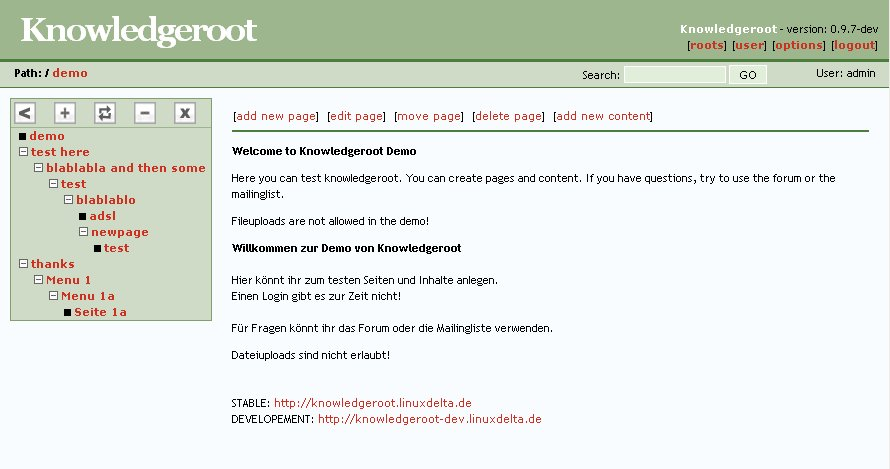 KnowledgeRoot 绿色版