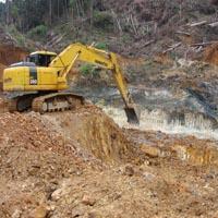矿山开采施工合同LOGO