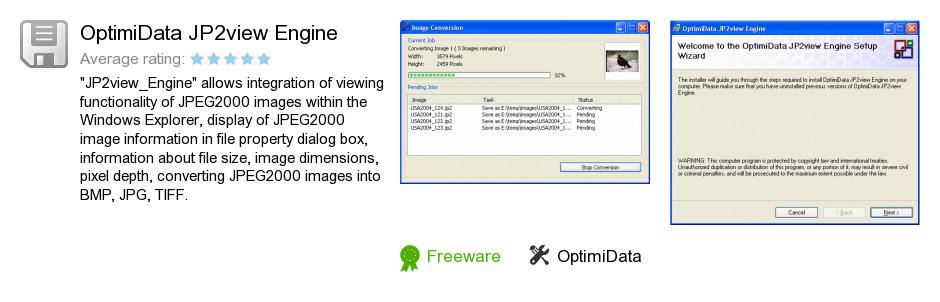 OptimiData JP2view