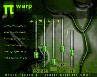 Prosoniq PiWarp VST