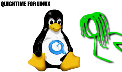 Quicktime for Linux
