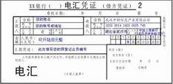 中国邮政电子汇兑大宗汇款磁盘输入程序