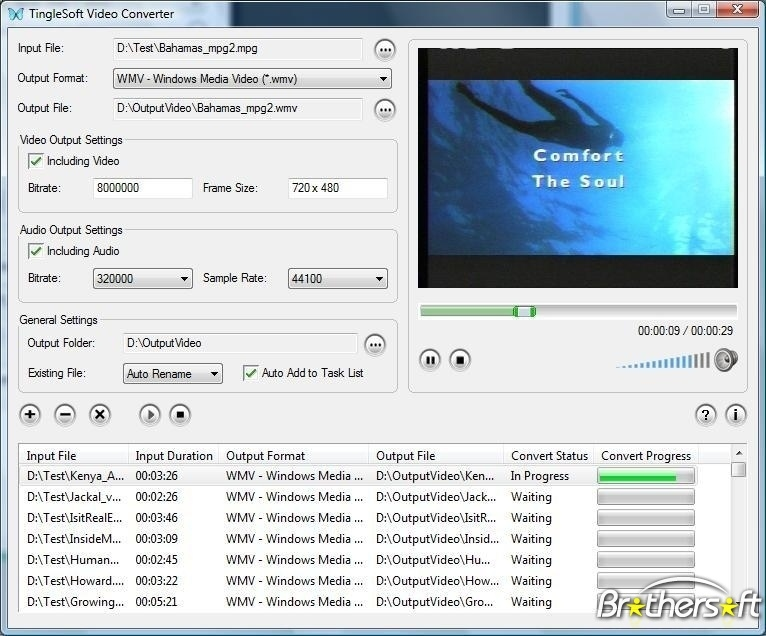 TingleSoft MP4 Converter