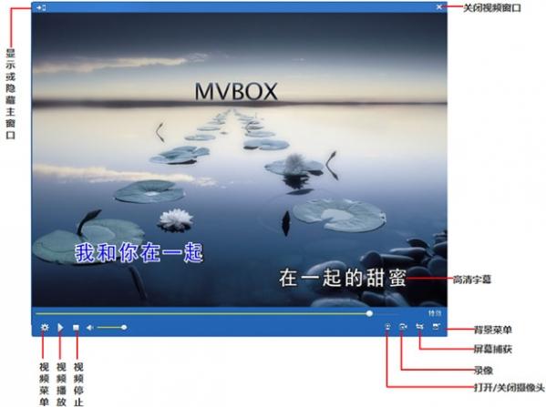 MvBox卡拉OK播放器截图