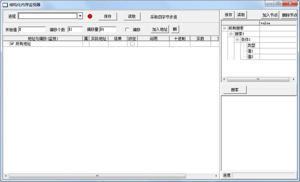 结构化内存监视器