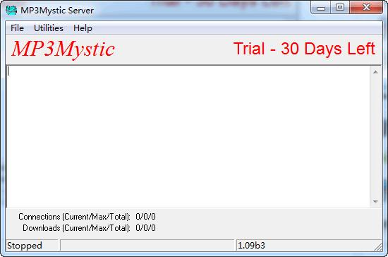 MP3Mystic音频文件处理截图