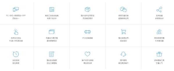 建站之星(SiteStar)智能建站系统截图