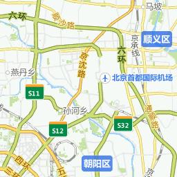 北京公交线路查询系统