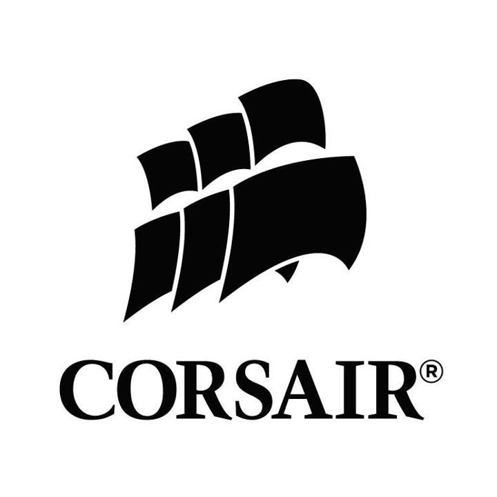 Corsair海盗船Raptor HS40游戏耳机驱动LOGO