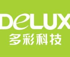 Delux多彩2.4无线专区科技键盘通用中性驱动(k8000)