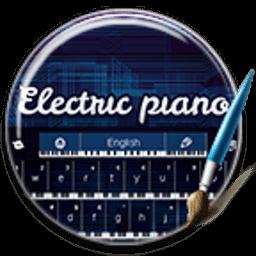 电子钢琴王LOGO