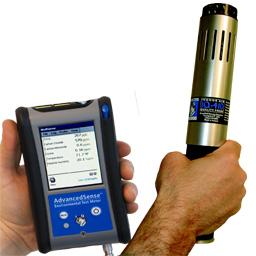 室内空气质量分析软件LOGO