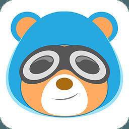 小飞熊下载系统LOGO