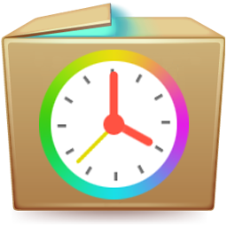 网络时间校正器