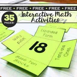Notebook Math Two