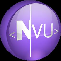 Nvu网页编辑器