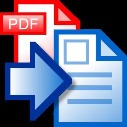 AAA PDF to HTML Batch ConverterLOGO