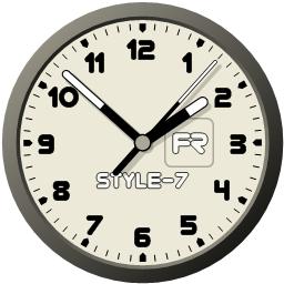 GreetSoft Desktop ClockLOGO