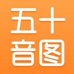 沪江日语50音图