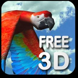 Bird Screensaver 3