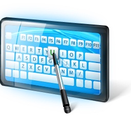 国笔输入法PPC虚拟键盘