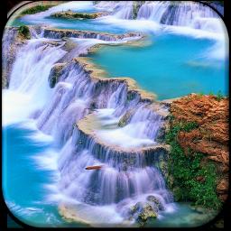 Water Fall 2 Screensaver