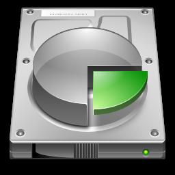 Disk Space Usage 绿色下载