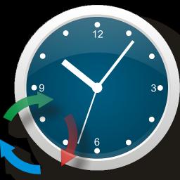 Nuclear Clock ScreenSaver