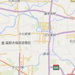 Smart Map 3地图-北京